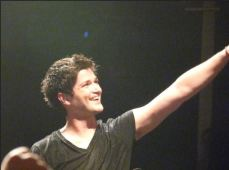 Terminal 5 in NYC danny smile