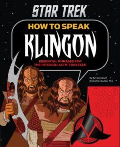 How to speak Klingon