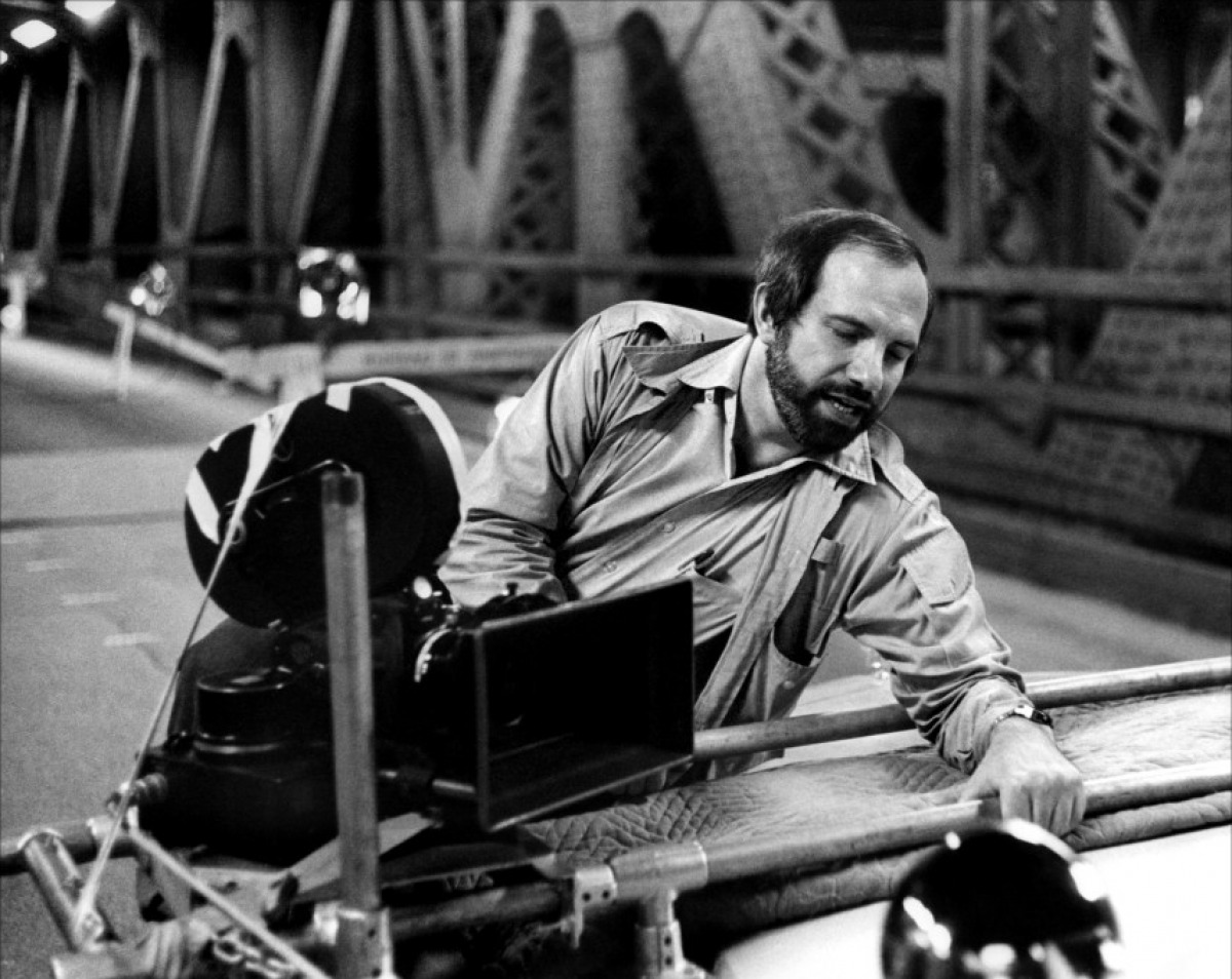"Brian de Palma - Best ""Making Of"" Books Ever: EASY RIDERS, RAGING BULLS"