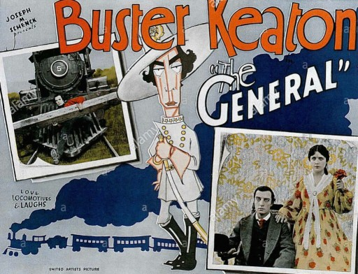 Buster Keaton: The Best Comedian Ever? - The Scriptblog.com
