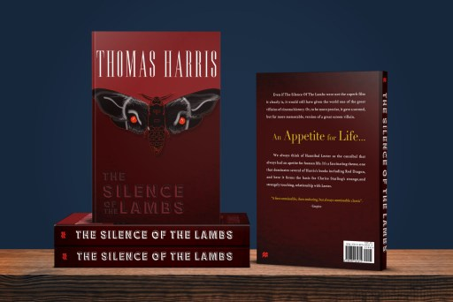 The Silence of The Lambs book- thescriptblog.com