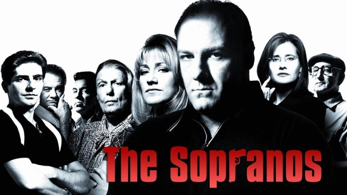 The Sopranos (1999-2007, 86 episodes over 6 seasons, HBO)