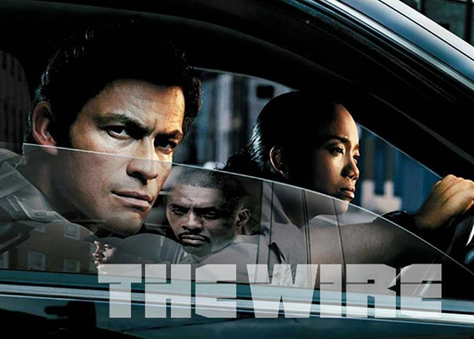 The Wire (2002-2008, 60 episodes over 5 seasons, HBO)