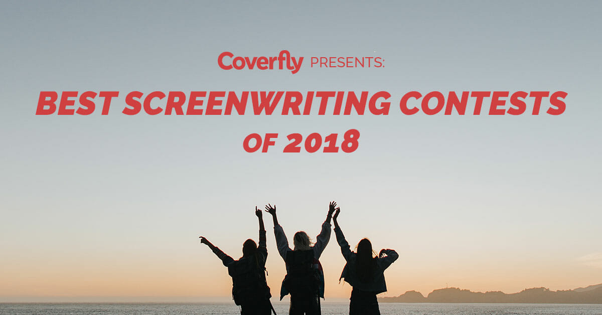 Top Screenwriting Competitions of 2018 - Calendar of Dates and Deadlines