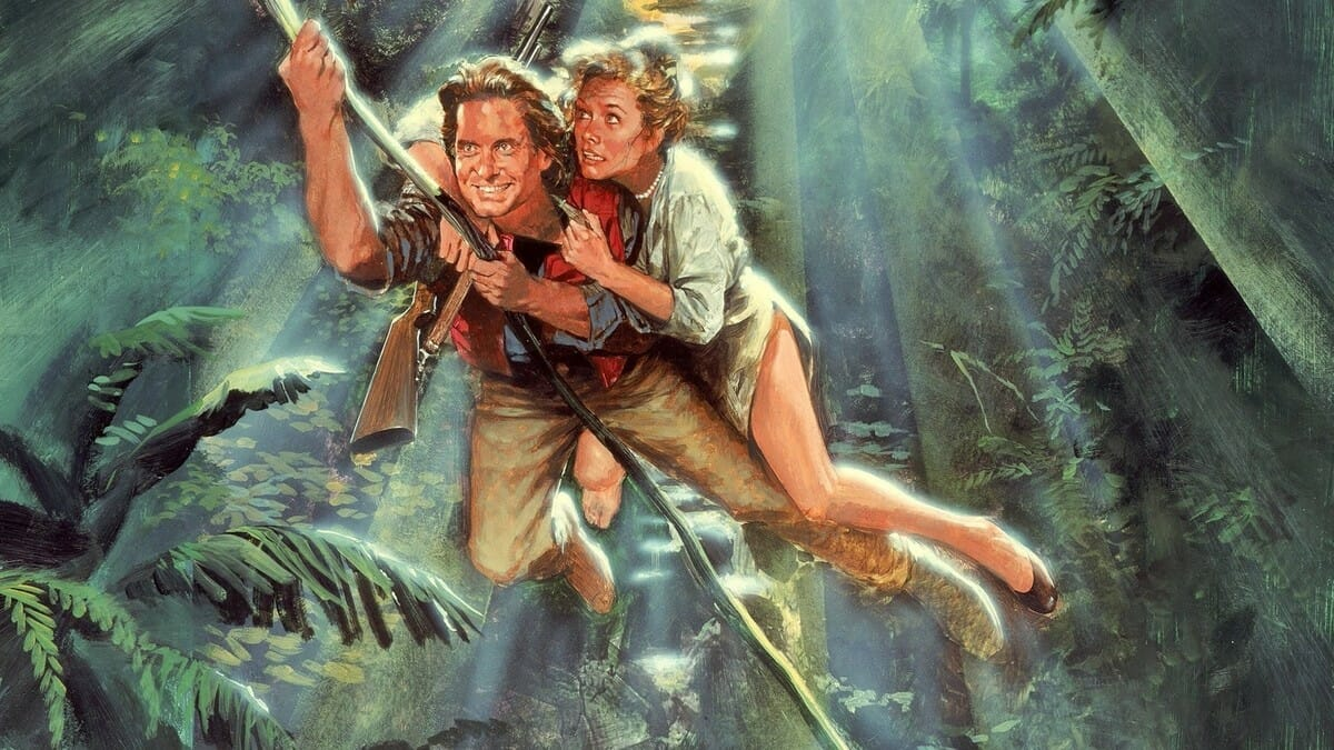 Five Plot Point Breakdown: Romancing the Stone (1984)