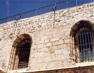 Upper Room Last Supper In Jerusalem