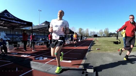 Aleksandr Sorokin Runs New 100-Mile and 12-Hour World Records