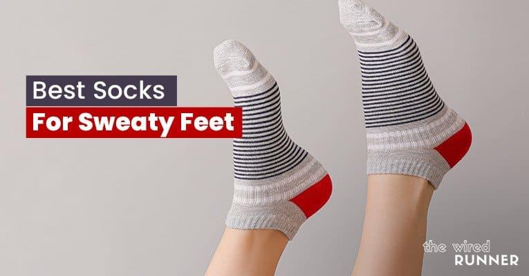 Best Socks For Sweaty Feet in 2021