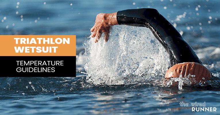 Triathlon Wetsuit Temperature Guidelines and Rules