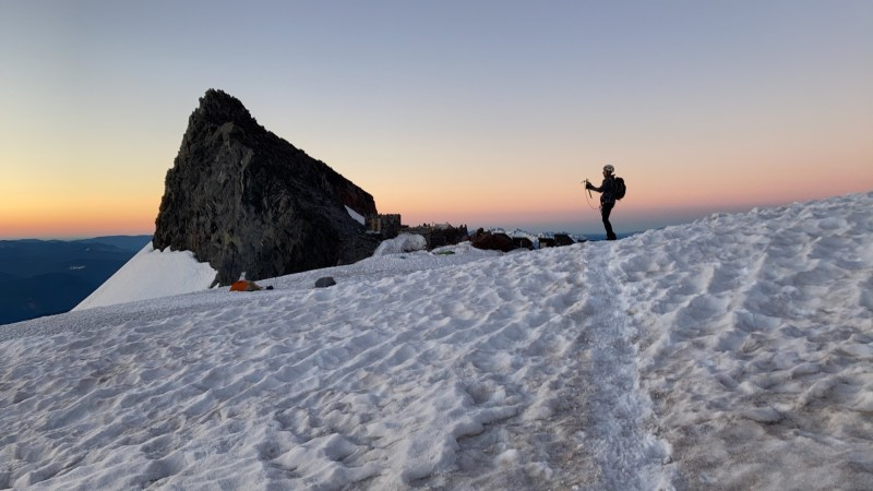 Climbing Three Iconic Volcanoes in Four Days