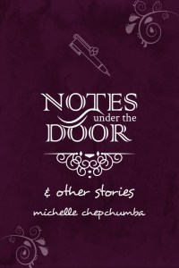 Book cover for 'Notes under the Door'