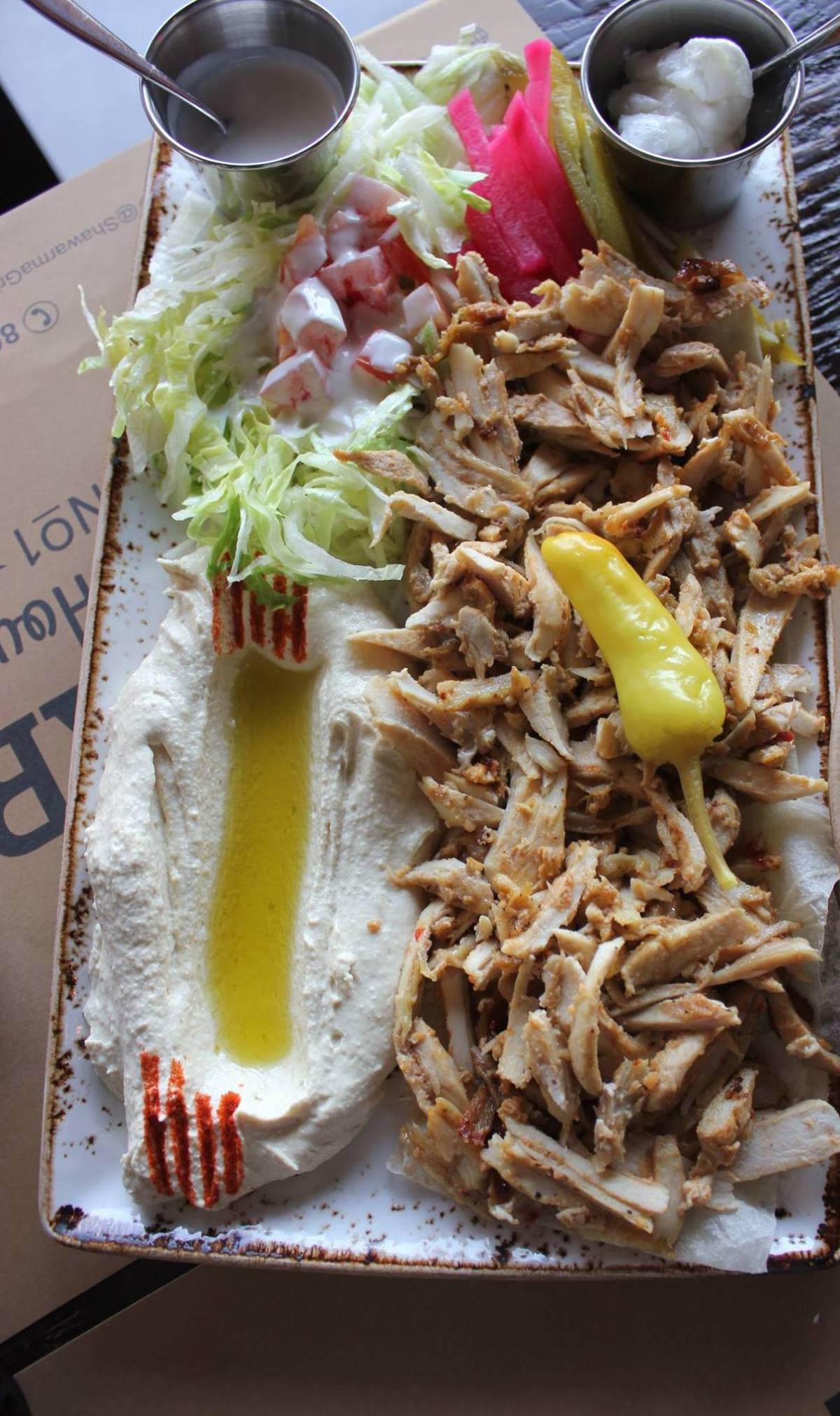 Shawarma Grill House_Chicken Plate