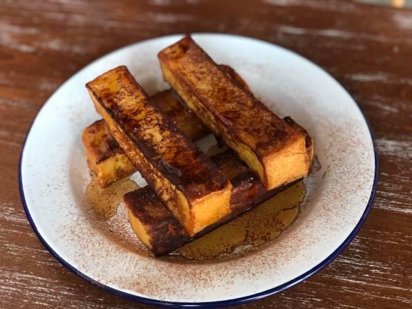 Eighties_French Toast