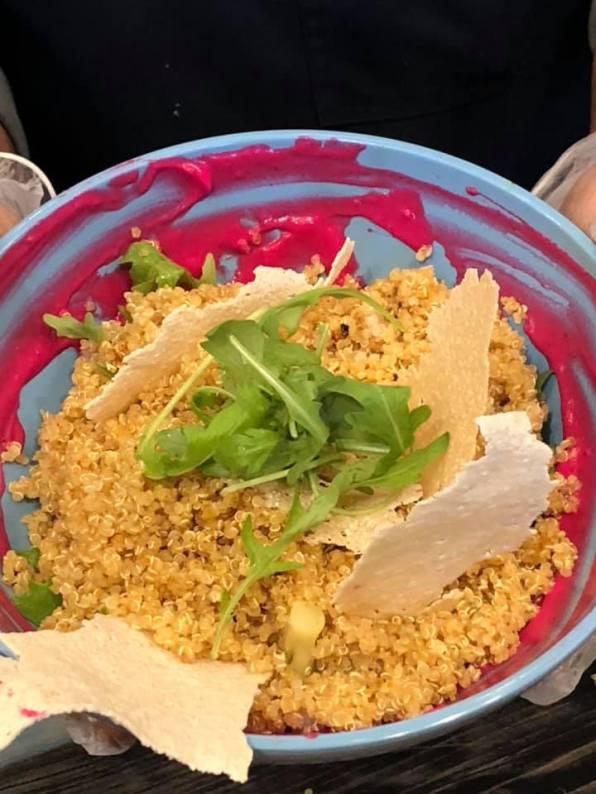 Kanteen_ White Quinoa Salad