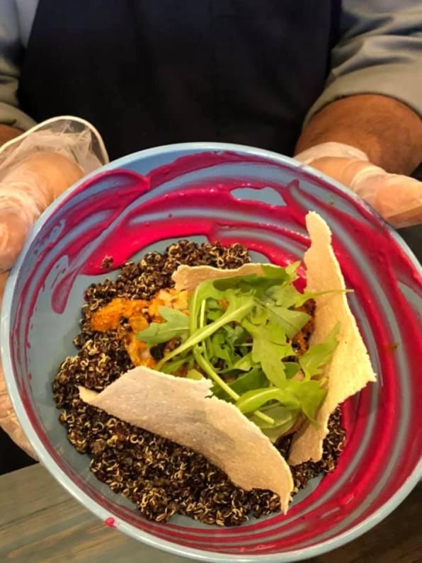 Kanteen_Black Quinoa Salad