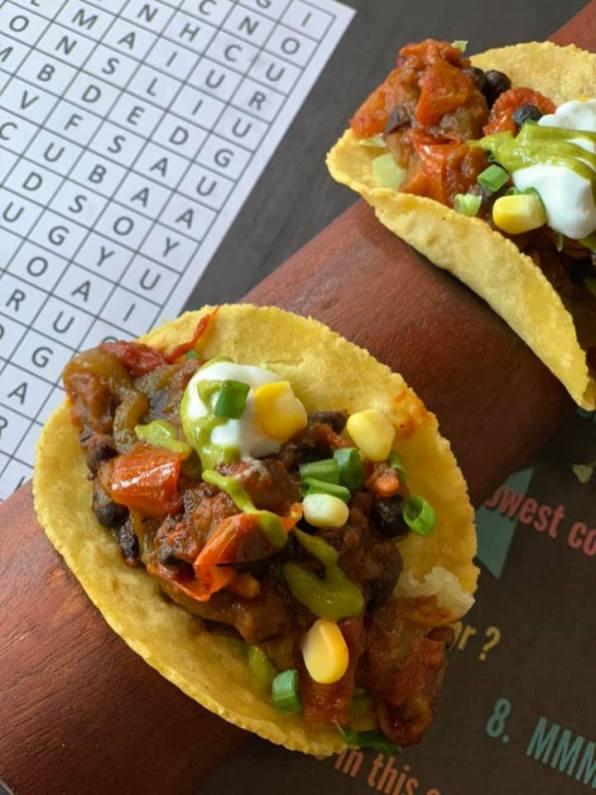 Highway311_Vegetarian Tacos