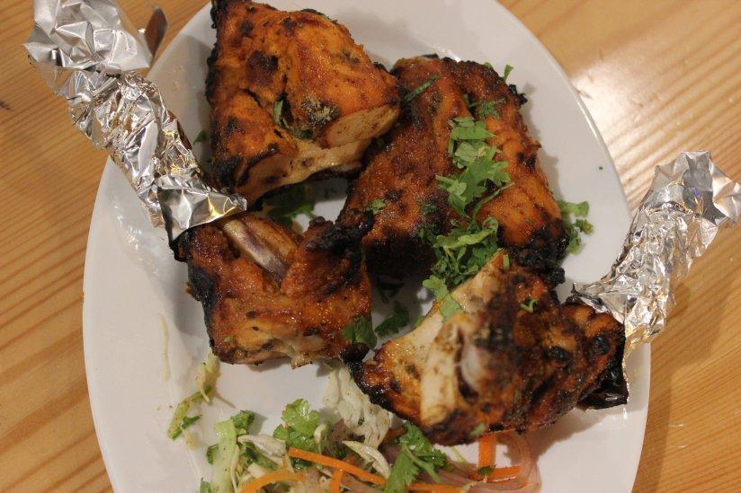 Picle_Half Tandoori Chicken