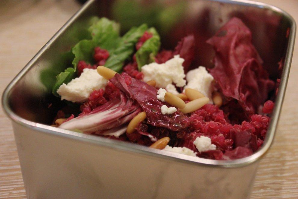 LOL_Red Quinoa Salad