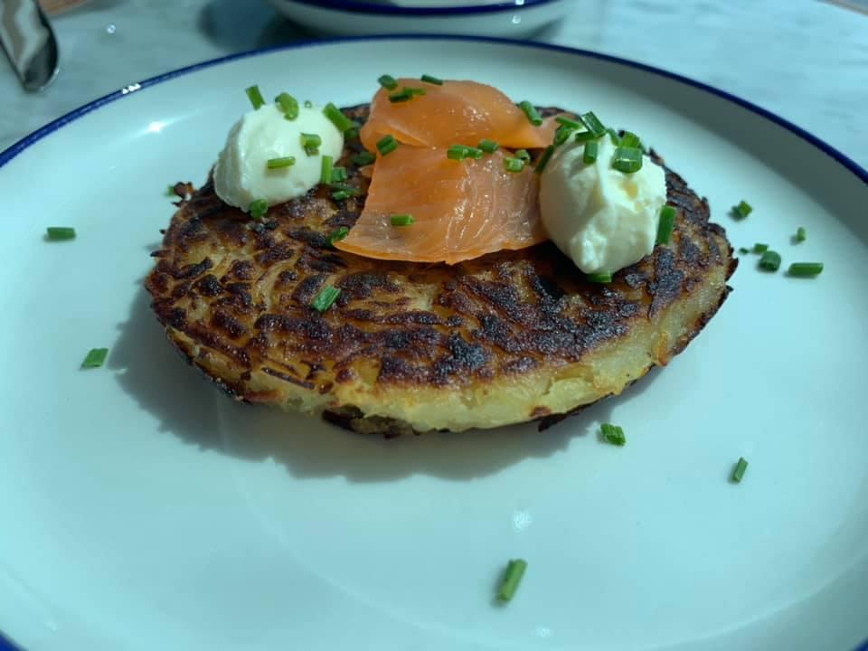 AB_Potato Rosti with Smoked Salmon