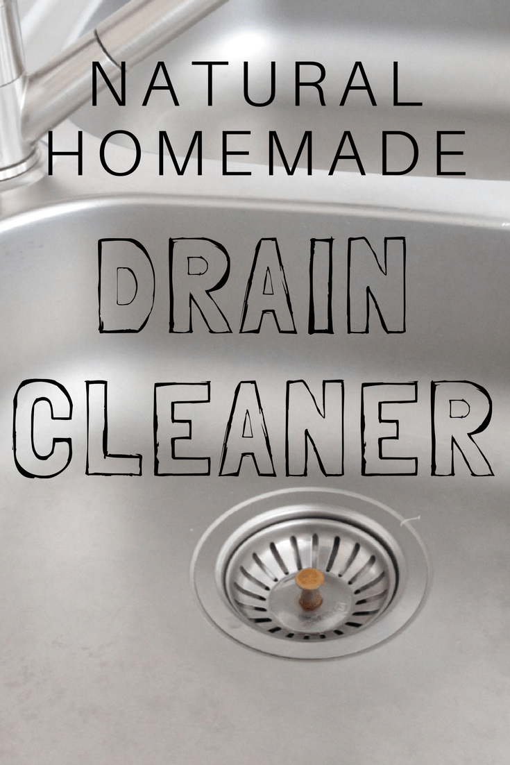 For those who hate the chemical type cleaners, a homemade drain opener will clean and unclog a drain the healthy, natural way. Here are 3 easy methods!