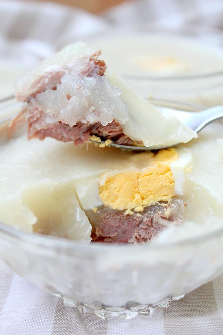 Pork Jelly Recipe