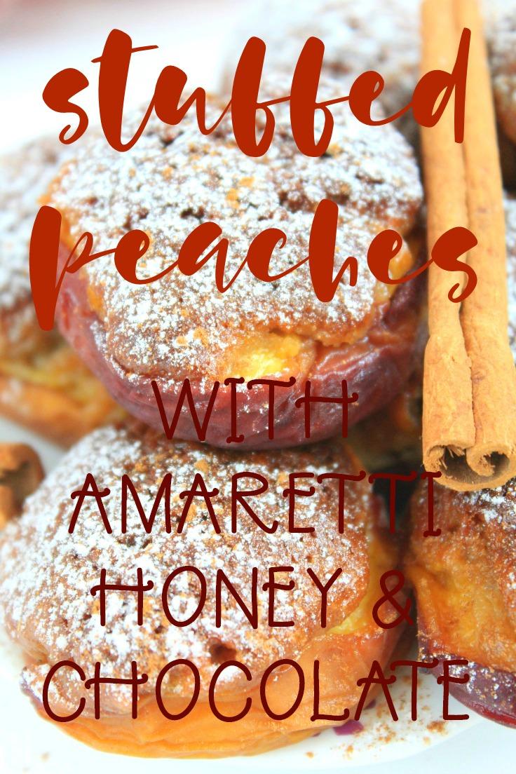 Stuffed Peaches Recipe