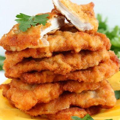 Lemon Fried Chicken Recipe