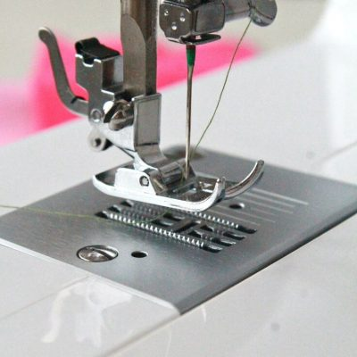 How To Adjust The Presser Foot Pressure