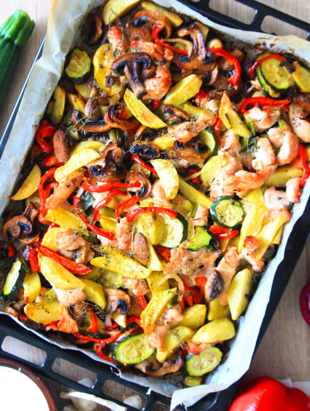 One Pan Turkey Recipe