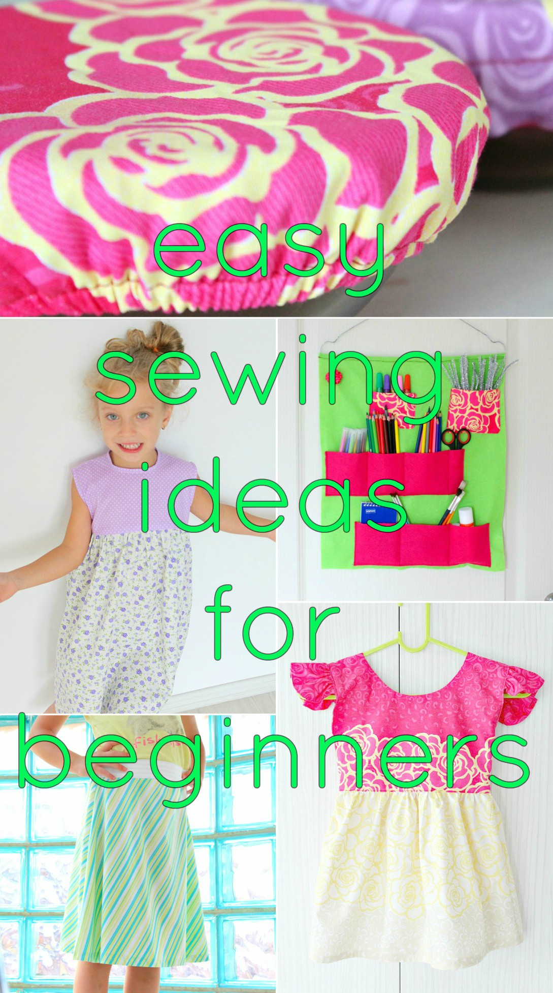 Beginner Sewing Projects You Should Try Right Now