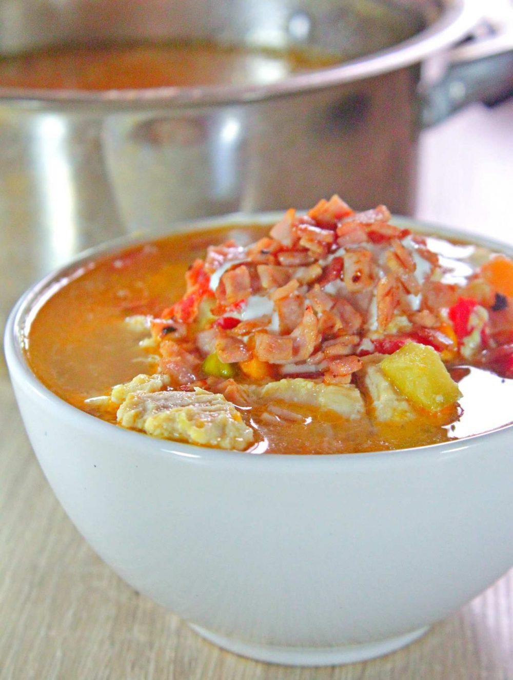 easy turkey soup recipe