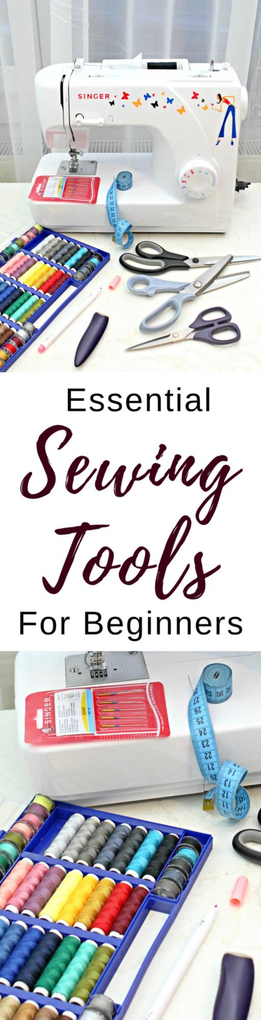 Sewing kits for beginners