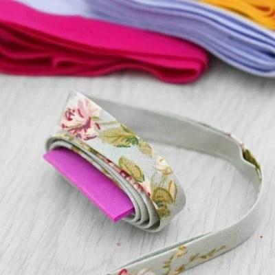 How To Make Bias Tape Without Bias Maker