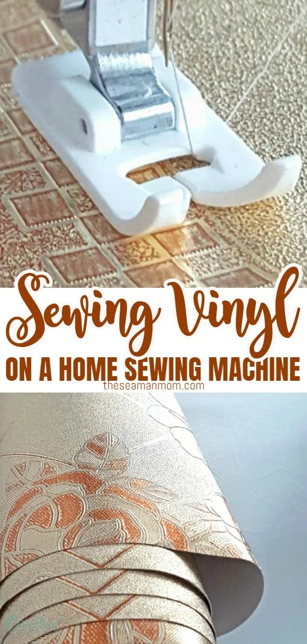 Got your eye on a pretty project that requires vinyl? That's an amazing fabric but needs a little bit of prepping in advance. Check out these tricks for sewing vinyl which will help you to get the best results! via @petroneagu