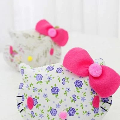 Kitty Coin Purse Sewing Pattern