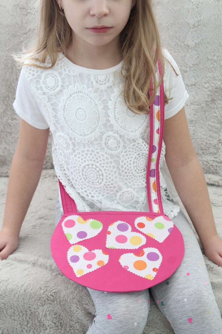 Cute crossbody purse