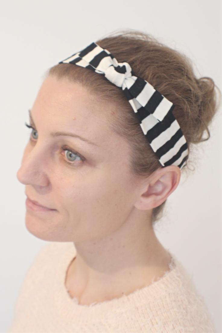 Making headbands