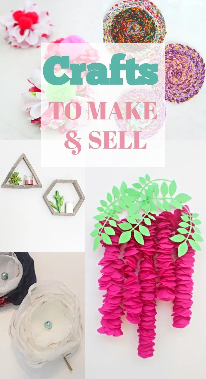 DIY crafts to sell