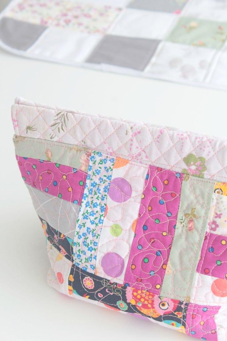 Snap bag pattern