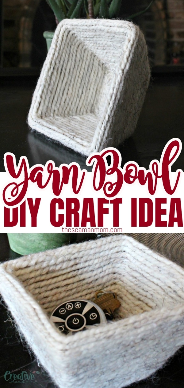 Yarn bowl DIY