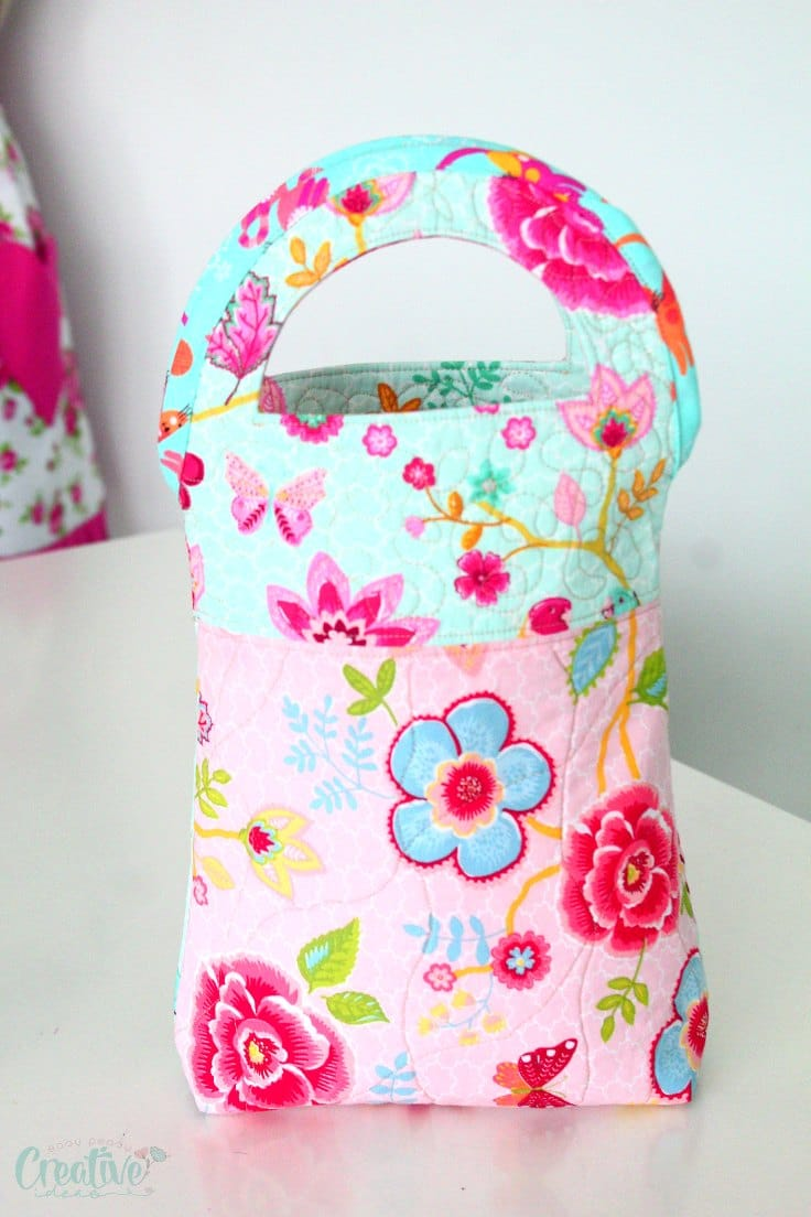 Sew a small bag