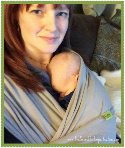 The Best Find For Babywearing, Boba Wrap