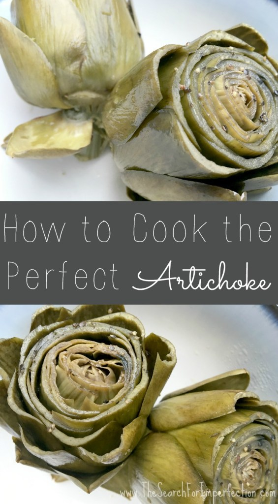 How to Cook the Perfect Artichoke