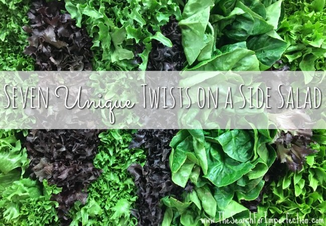 7 Unique Twists on a Side Salad