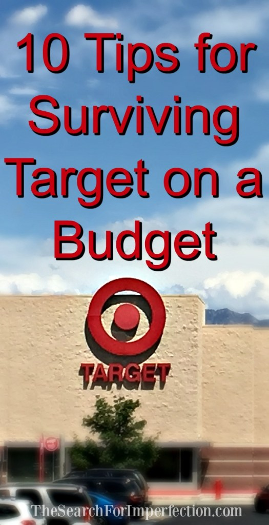 10 Tips to Surviving Target on a Budget!