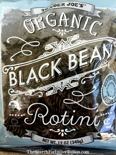 Trader Joe's Black Bean Rotini