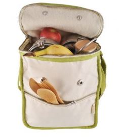 Cute Wool Lined Lunch bag