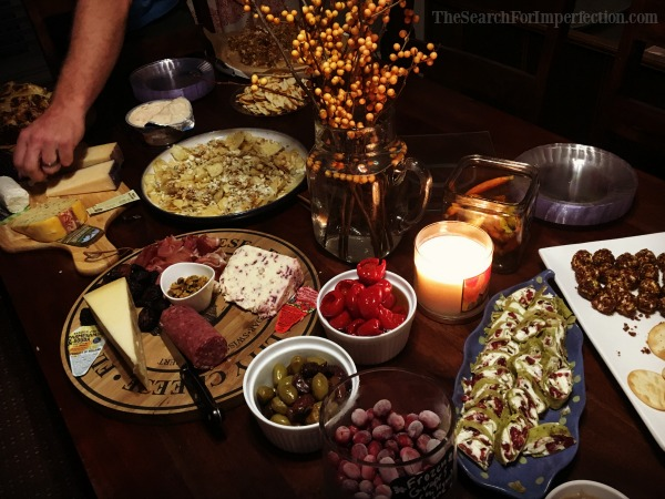 The Ultimate Wine and Cheese Party