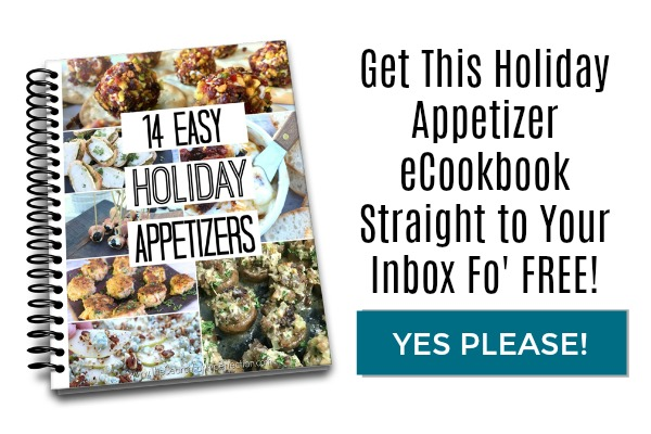 14 Easy Holiday Appetizer Recipes