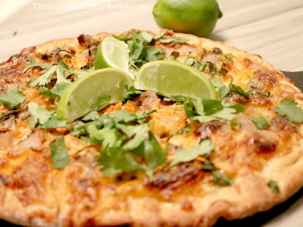 Banh Mi Pizza | Easy, Delicious, and Oh So Flavorful